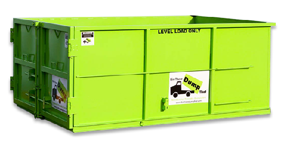 Your Residential Friendly Dumpsters for Salt Lake West